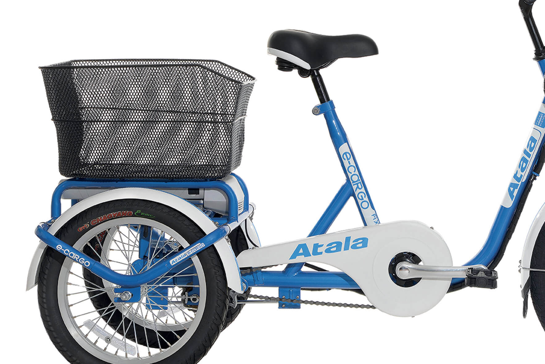 Atala E-Cargo 4